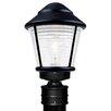Besa Lighting Costaluz 1 Light Post Mount Lantern