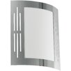 Eglo City 1 Light Outdoor Sconce