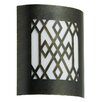 Eglo 1 Light Outdoor Flush Mount