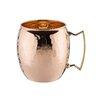 Old Dutch International Moscow Mule 16 oz. Hammered Mug (Set of 4)