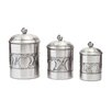 Old Dutch International 3 Piece Apple Canister Set