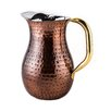 Old Dutch International Decor Hammered Water Pitcher