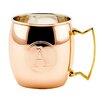 Old Dutch International Moscow Mule Solid Copper 16 Oz. Mug (Set of 4)