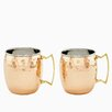 Old Dutch International 16 Oz. Moscow Mule Mug (Set of 2)