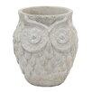 Owl Ceramic Pot Planter - Three Hands Co. Planters