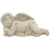 Angel Statue - Color: White - Three Hands Co. Garden Statues and Outdoor Accents