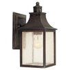 Savoy House Monte Grande 1 Light Outdoor Wall lantern