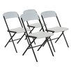Lifetime Contemporary Essential Folding Chair (Set of 4)