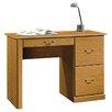 """Sauder Orchard Hills Open 43.47"""" W Computer Desk with Storage"""