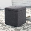 Sauder Premier Crash Storage Ottoman