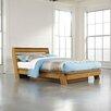 Sauder Soft Modern Queen Panel Customizable Bedroom Set