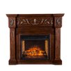 Wildon Home ® Claridge Infrared Carved  Electric Fireplace