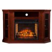 Wildon Home ® Chamberlain Convertible Media Electric Fireplace