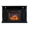 Wildon Home ® Carron Media Infrared Electric Fireplace
