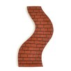 Miniature Garden Curved Brick Path (Set of 3) - Midwest Design Imports Garden Statues and Outdoor Accents