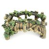 Miniature Garden lvy Resin Bridge Statue (Set of 2) - Midwest Design Imports Garden Statues and Outdoor Accents