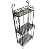 Pangaea Home and Garden Folding Piper Baker's Rack