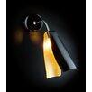Metal Lux Tropic 1 Light Semi-Flush Wall Light