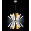 Metal Lux Tropic 12 Light Cluster Pendant