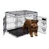 Petmate 2 Door Training Retreat Wire Yard Kennel