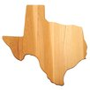 Catskill Craftsmen, Inc. Texas Shaped Cutting Board