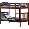 Atlantic Furniture Woodland Twin Bunk Bed