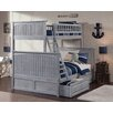 Atlantic Furniture Nantucket Bunk Bed with Storage