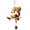 Squirrel Wind Chime - BEGR Garden Statues and Outdoor Accents