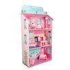 Teamson Kids Glamour Mansion Fold In Doll House