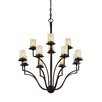 Sea Gull Lighting Trempealeau 12 Light Chandelier