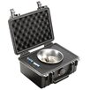 """Pelican Products Equipment Case with Foam: 7.5"""" x 9.13"""" x 4.38"""""""