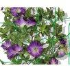 Trellis Netting Plant Support Net Lattice Panel - Size: 10 inch High x 6.6 inch Wide x 0.8 inch Deep - Sunrise Outdoor LTD Trellises