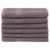 Simple Luxury Superior Hand Towel (Set of 6)