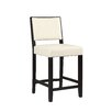 "Linon Zoe 24"" Bar Stool with Cushion"