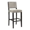 "Linon Zoe 30"" Bar Stool with Cushion"