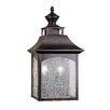 Feiss Homestead 2 Light Outdoor Wall Lantern