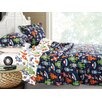 Greenland Home Fashions Robots in Space Quilt Collection