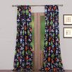 Greenland Home Fashions Curtain Panel (Set of 2)