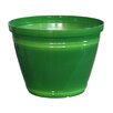 Bellwood Round Resin Pot Planter - Color: Green - Breakwater Bay Planters