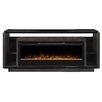 Dimplex David Media Console Electric Fireplace
