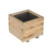 Horizonta European Spruce Planter Box - European Garden Living Planters