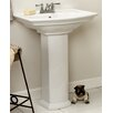 Barclay Washington 460 Pedestal Bathroom Sink