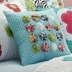 Amity Home Abby/Jane Yo Yo Decorative Cotton Throw Pillow
