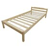 Kidsaw Levi Pine Single Slat Bed