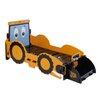 Kidsaw JCB Digger Junior Car Bed