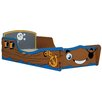 Kidsaw Pirate Kidsaw Junior Convertible Toddler Bed