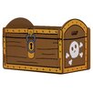Kidsaw Pirate Treasure Chest