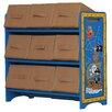 Kidsaw Pirate 9 Bin Storage