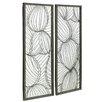 StyleCraft Home Wall Mirror (Set of 2)