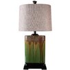"StyleCraft Home 31.5"" H Table Lamp with Drum Shade"